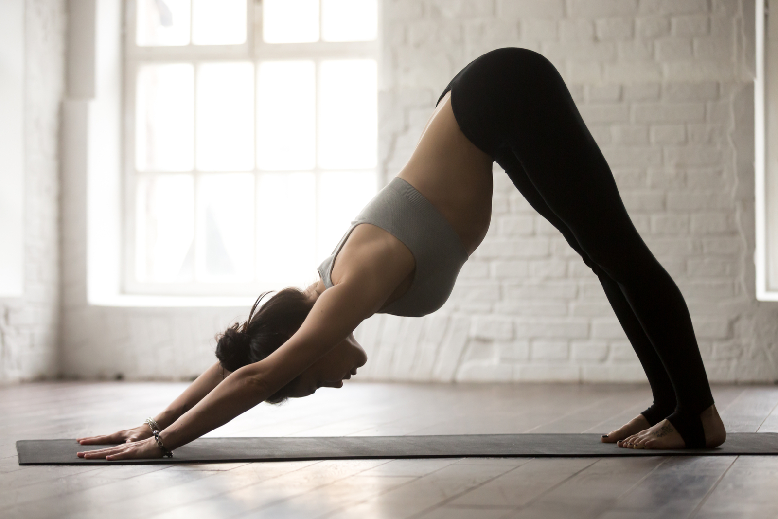 Downward Facing Dog | Yoga for Beginners: A Definitive Guide If You're New To Yoga