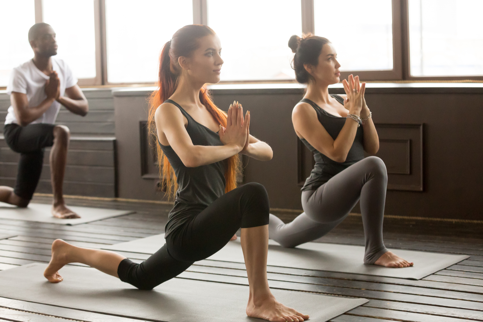 Low Lunge Pose | Yoga for Beginners: A Definitive Guide If You're New To Yoga