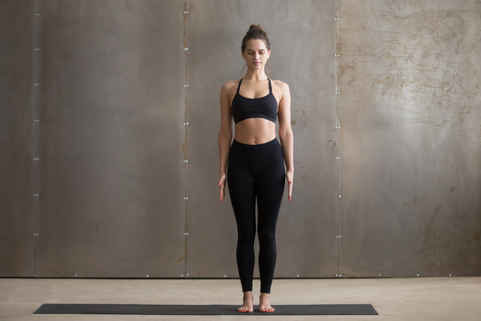 Mountain Pose | Yoga for Beginners: A Definitive Guide If You're New To Yoga