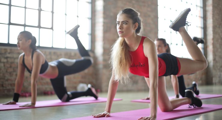 Women Doing Yoga | Yoga for Beginners: A Definitive Guide If You're New To Yoga