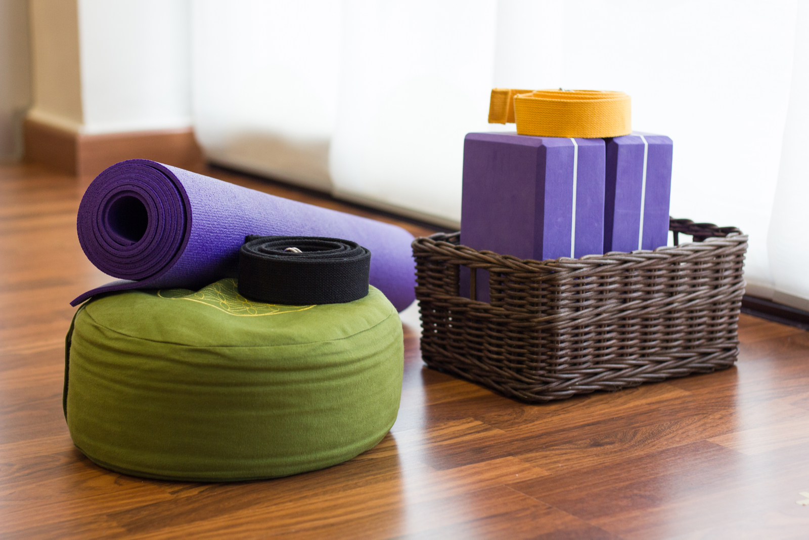 Right Equipment | 10 Easy Yoga Tips To Get The Most Out Of Your Practice