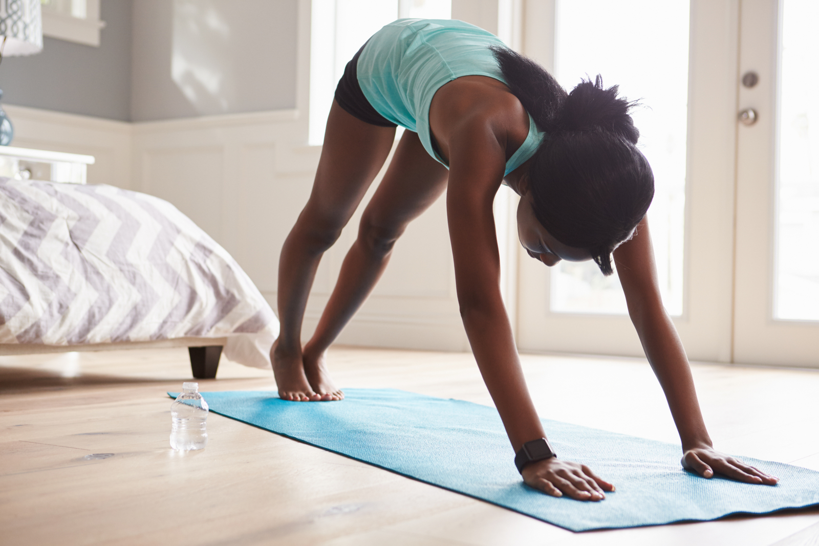 Get Rid of Distractions | 10 Easy Yoga Tips To Get The Most Out Of Your Practice