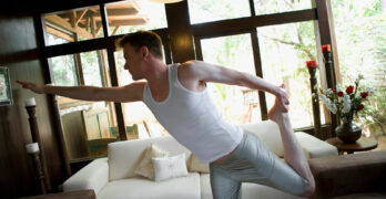 Man Yoga Pose | Yoga For Men: Why More Guys Should Do Yoga Often