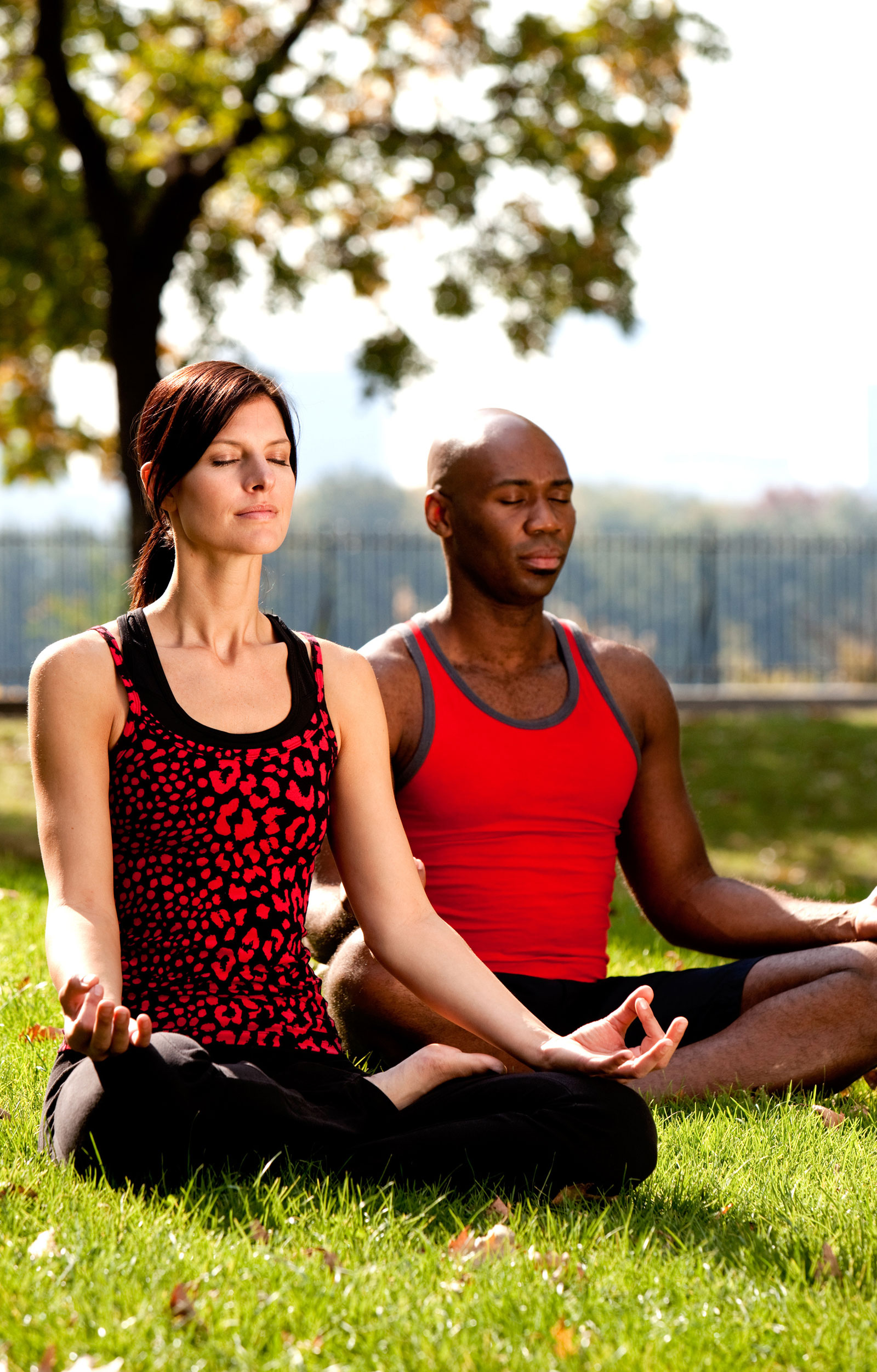 Partners Meditating | 60 Yoga Postures For Anyone From Beginners To Yogis