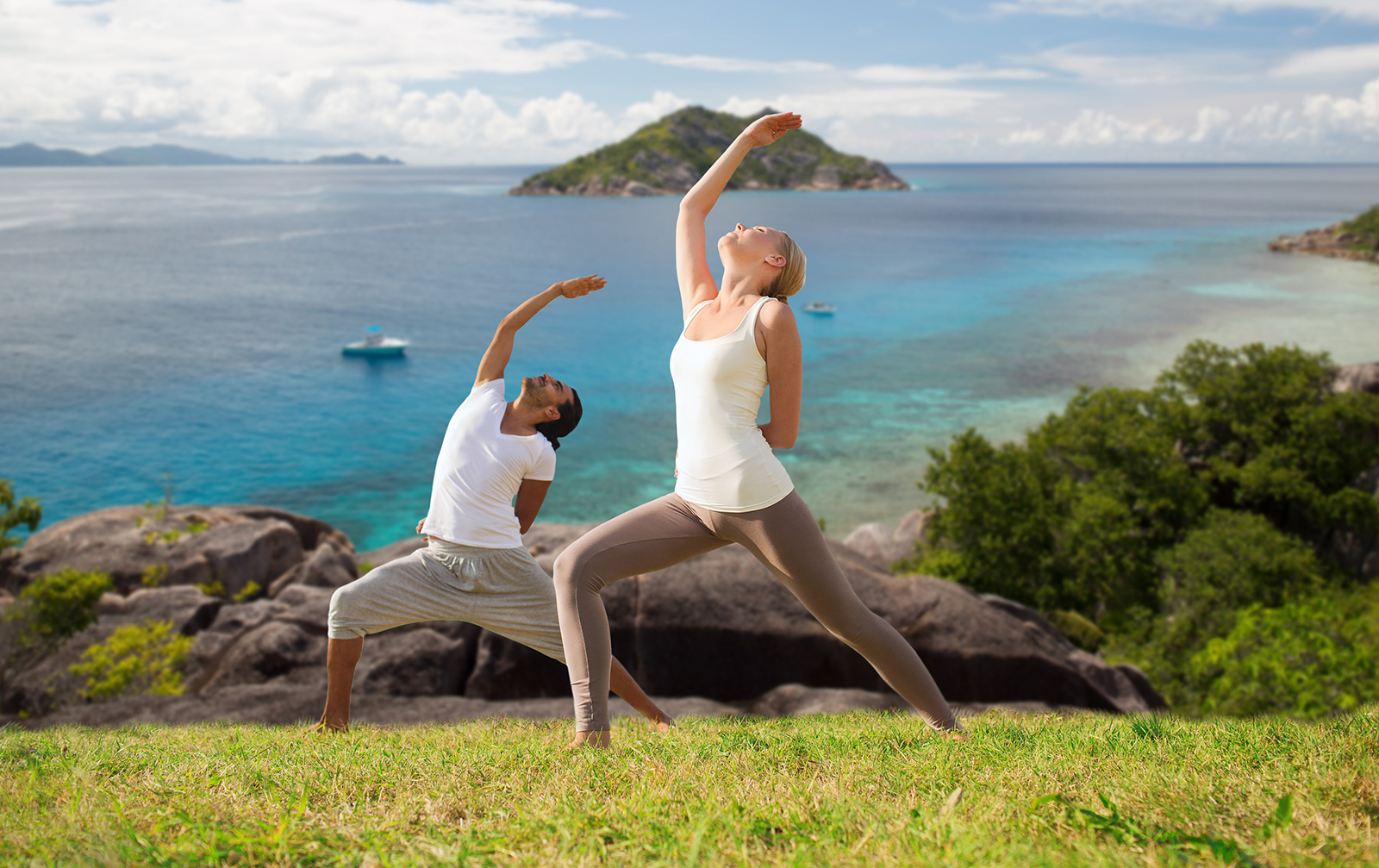 Women Doing Yoga | Health, Happiness, and The Many Other Benefits of Yoga