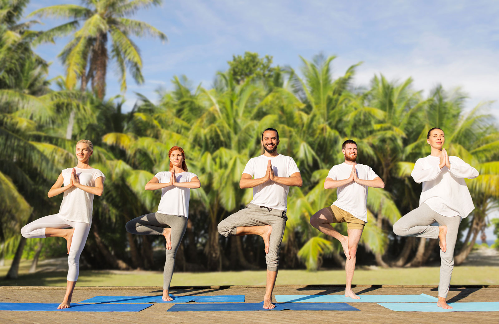 Group Doing Yoga Outdoor | 17 Most Popular Types Of Yoga: A Simple Breakdown