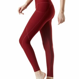Yoga Pants High-Waist Tummy Control by TSLA