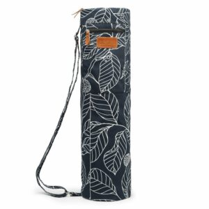 Full-Zip Exercise Yoga Mat Carry Bag by ELENTURE