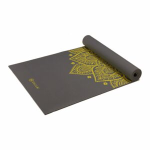 Premium 6mm Print Extra Thick Yoga Mat by Gaiam