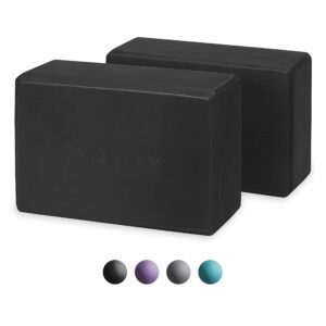 Yoga Block (Set of 2) by Gaiam