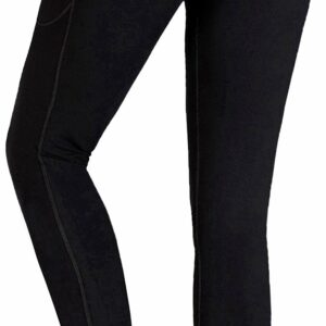 High Waist Yoga Pants with Pockets by IUGA