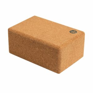 Cork Yoga Block by Manduka