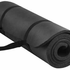 Yoga Mat with Carrying Strap by BalanceFrom