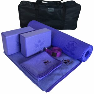 Yoga Set Kit by Clever Yoga