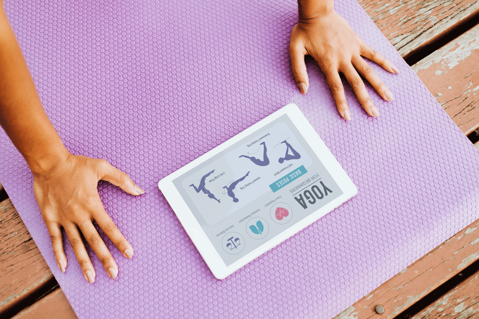 Yoga Mat | What Are The Best Types Of Yoga For Weight Loss?