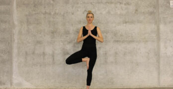 Woman Doing Yoga | The 8 Essential Yoga Accessories You Need
